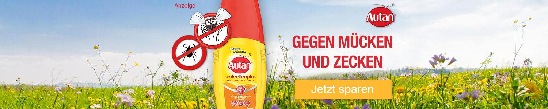 Jetzt Autan Protection Plus günstig online kaufen!
