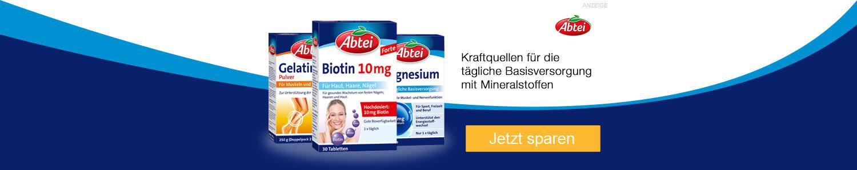 Jetzt Abtei-Produkte günstig online kaufen!