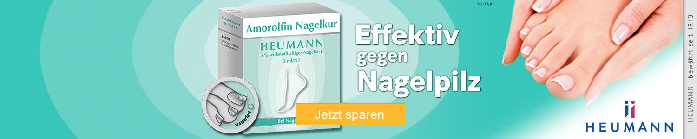 Jetzt Amorolfin Nagelkur günstig online kaufen!