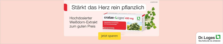 Jetzt Dr. Loges Produkte günstig online kaufen