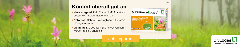 Jetzt curcumin-Loges günstig online kaufen!