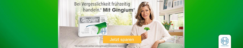 Jetzt Gingium intens günstig online kaufen!
