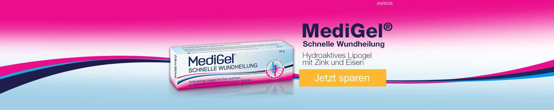Jetzt MediGel günstig online kaufen!