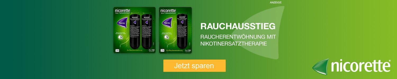 Jetzt Nicorette Spray 1 mgSprühstoß günstig online kaufen!