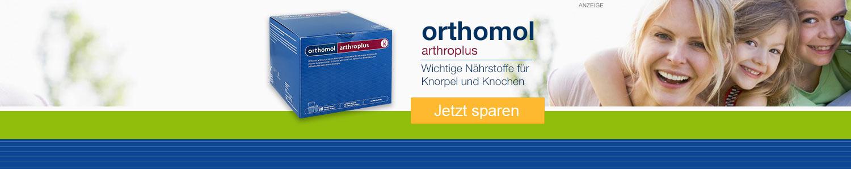 Jetzt Orthomol arthroplus günstig online kaufen!