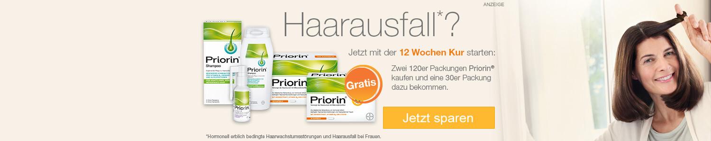 Jetzt Priorin-Produkte günstig online kaufen!