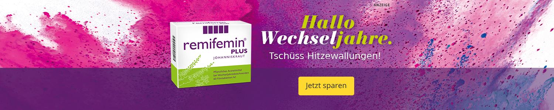 Jetzt Remifemin Plus online kaufen