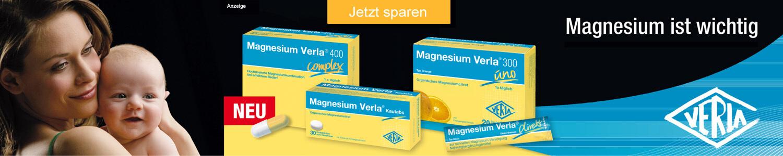 Jetzt Magnesium Verla Produkte günstig online kaufen!