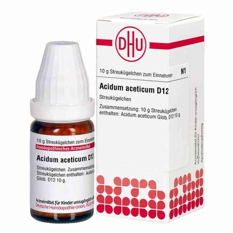 Acidum Aceticum D 12 Globuli  bei apolux.de bestellen