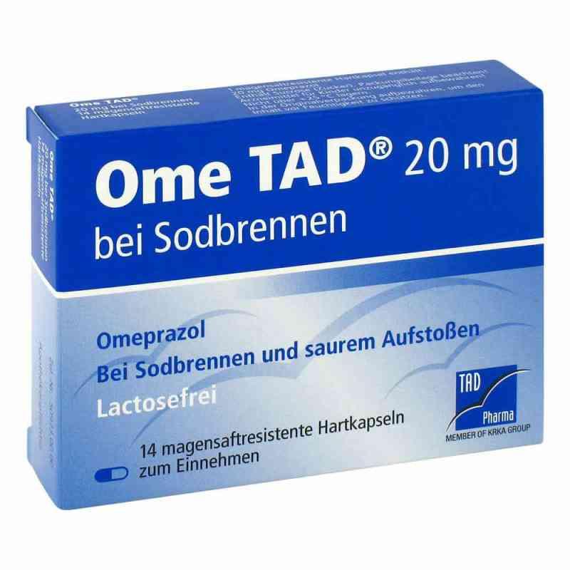 Ome TAD 20mg bei Sodbrennen  bei apolux.de bestellen