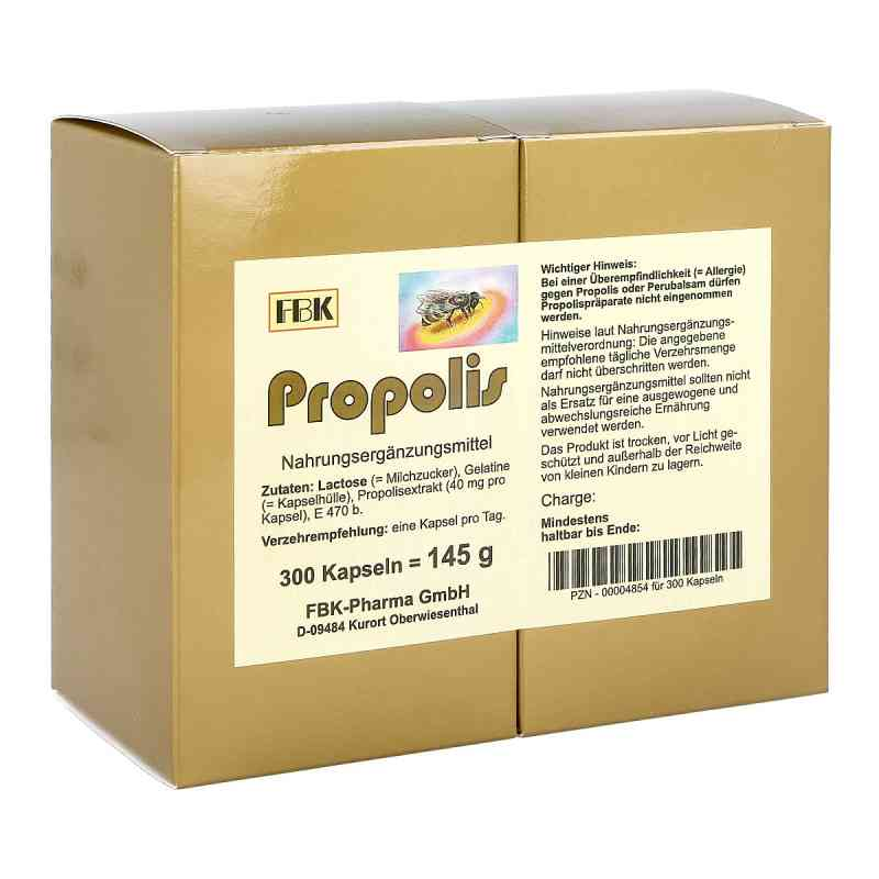 Propolis Kapseln  bei apolux.de bestellen