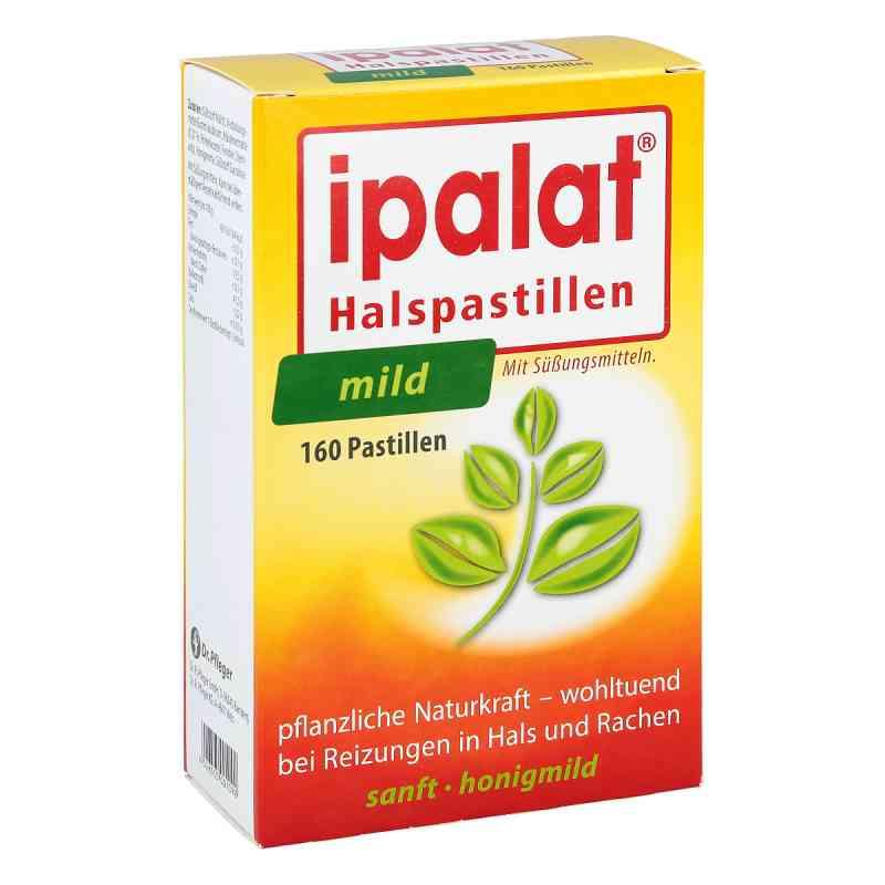 Ipalat Halspastillen mild  bei apolux.de bestellen