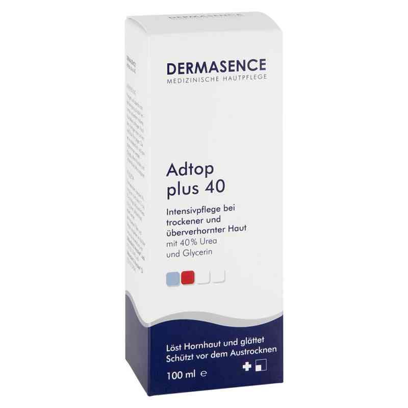 Dermasence Adtop plus 40 Creme  bei apolux.de bestellen
