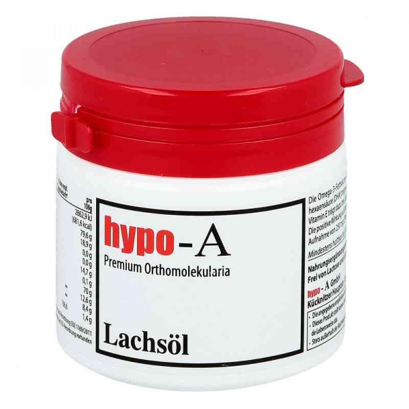 Hypo A Lachsöl Kapseln bei apolux.de bestellen