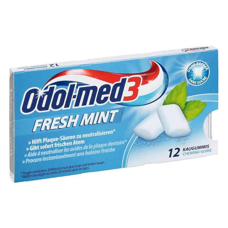 Odol Med 3 Fresh Mint Kaugummi  bei apolux.de bestellen