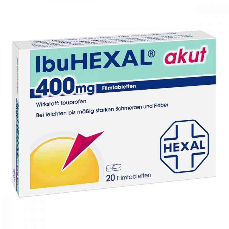 IbuHEXAL akut 400mg  bei apolux.de bestellen