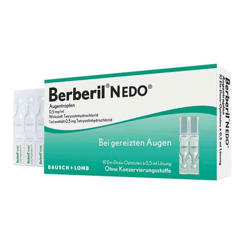 Berberil N EDO Augentropfen bei apolux.de bestellen