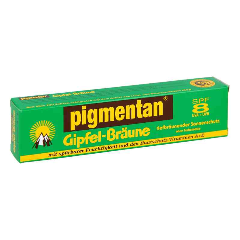 Pigmentan Gipfelbräune Creme Spf 8  bei apolux.de bestellen