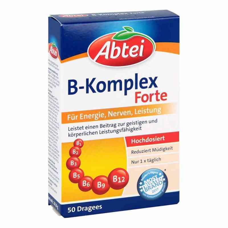 Abtei Vitamin B Komplex forte überzogene Tab.  bei apolux.de bestellen