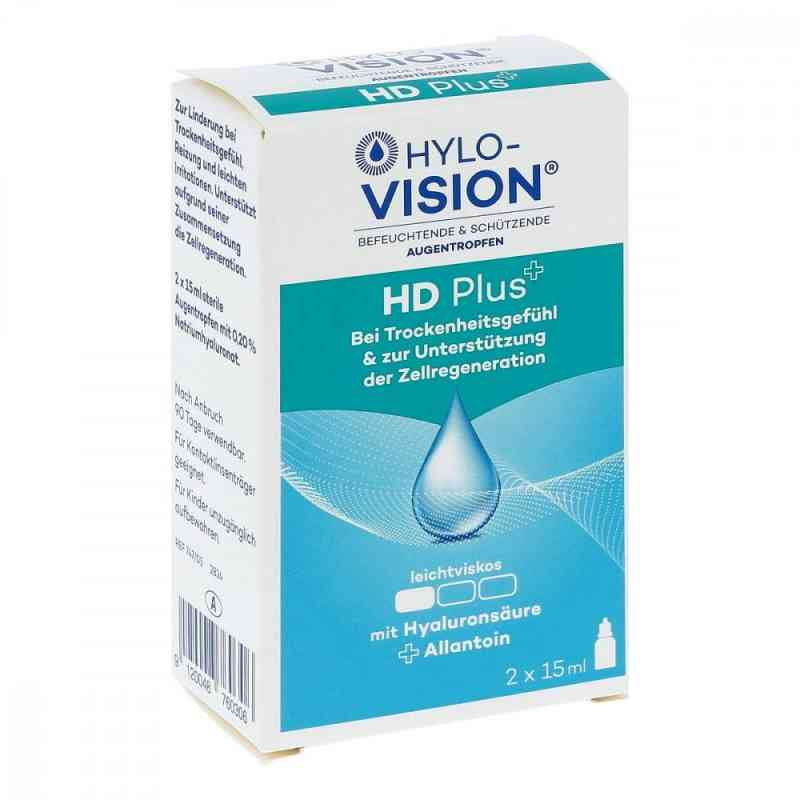 Hylo-vision Hd Plus Augentropfen  bei apolux.de bestellen