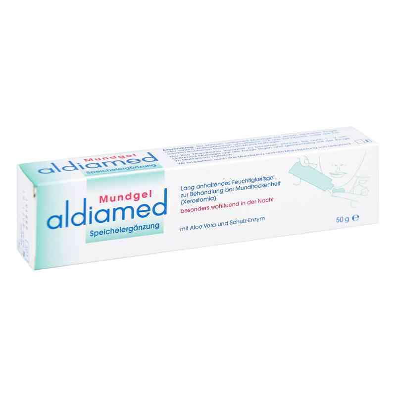 Aldiamed Mundgel zur Speichelergänzung  bei apolux.de bestellen