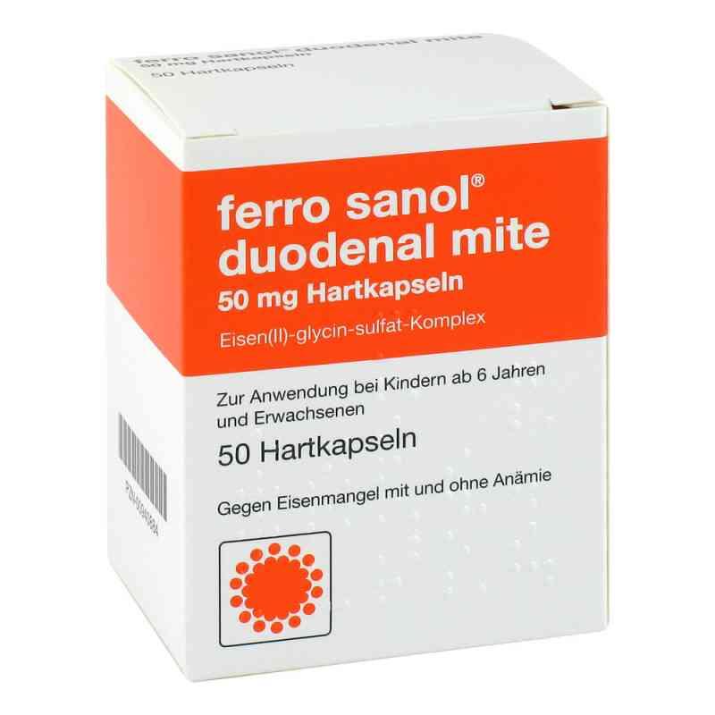 Ferro sanol duodenal mite 50mg bei apolux.de bestellen