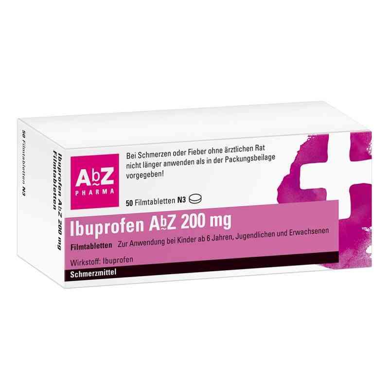 Ibuprofen AbZ 200mg  bei apolux.de bestellen