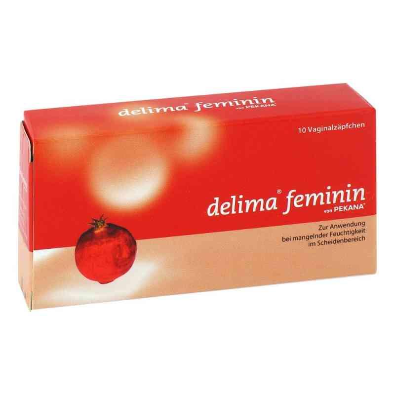 Delima feminin Vaginalovula  bei apolux.de bestellen