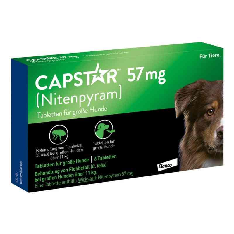 Capstar 57 mg Tabletten für grosse Hunde  bei apolux.de bestellen
