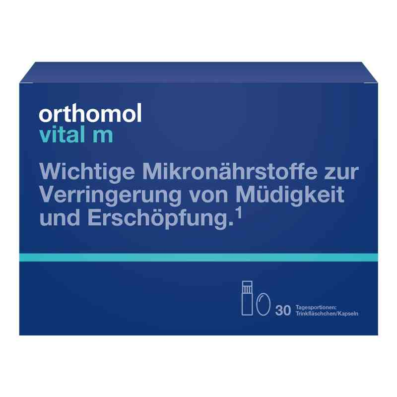 Orthomol Vital M Trinkfläschchen  bei apolux.de bestellen
