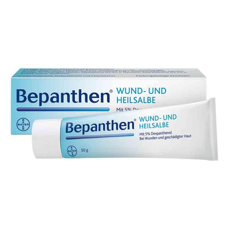 Bepanthen Wund- und Heilsalbe  bei apolux.de bestellen