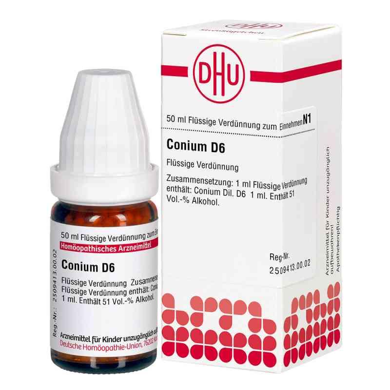 Conium D6 Dilution  bei apolux.de bestellen