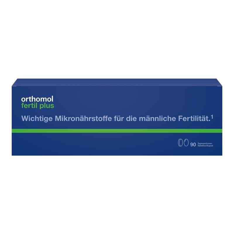 Orthomol Fertil Plus Kapseln  bei apolux.de bestellen