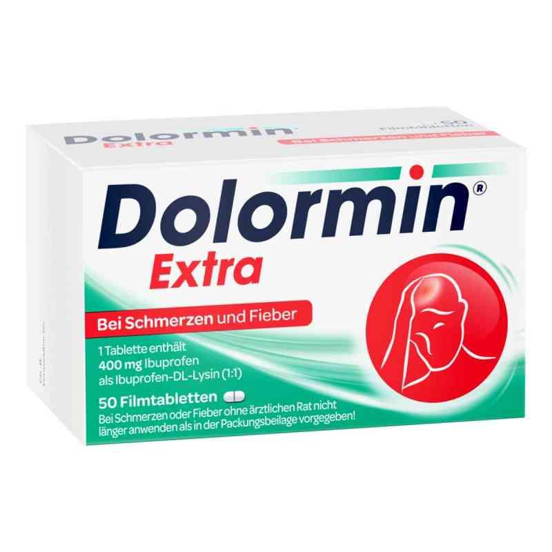Dolormin Extra bei Schmerzen und Fieber  bei apolux.de bestellen