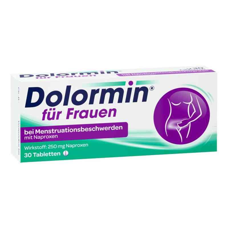 Dolormin für Frauen mit Naproxen  bei apolux.de bestellen