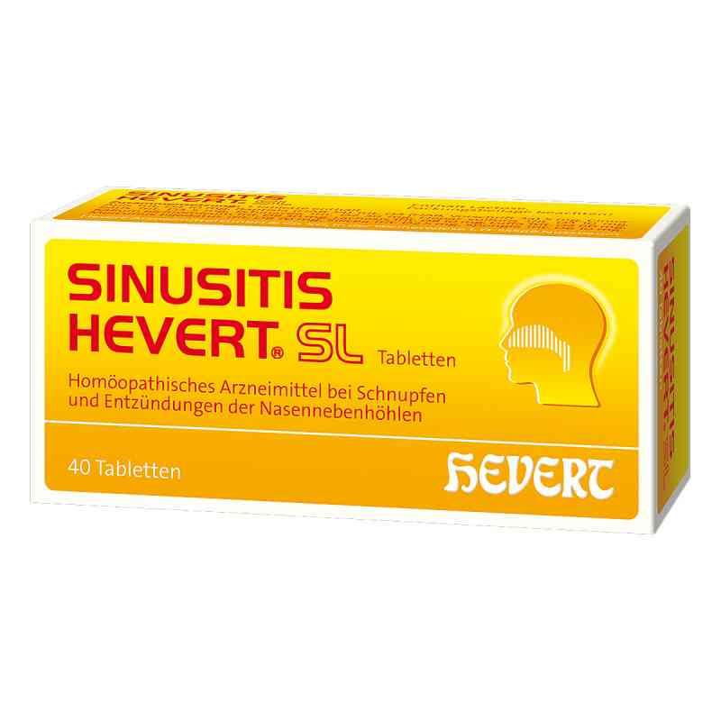 Sinusitis Hevert Sl Tabletten  bei apolux.de bestellen