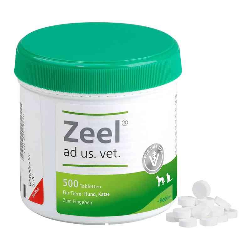 Zeel Tabletten für Hunde /Katzen  bei apolux.de bestellen