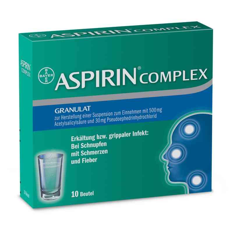 ASPIRIN COMPLEX Granulat  bei apolux.de bestellen