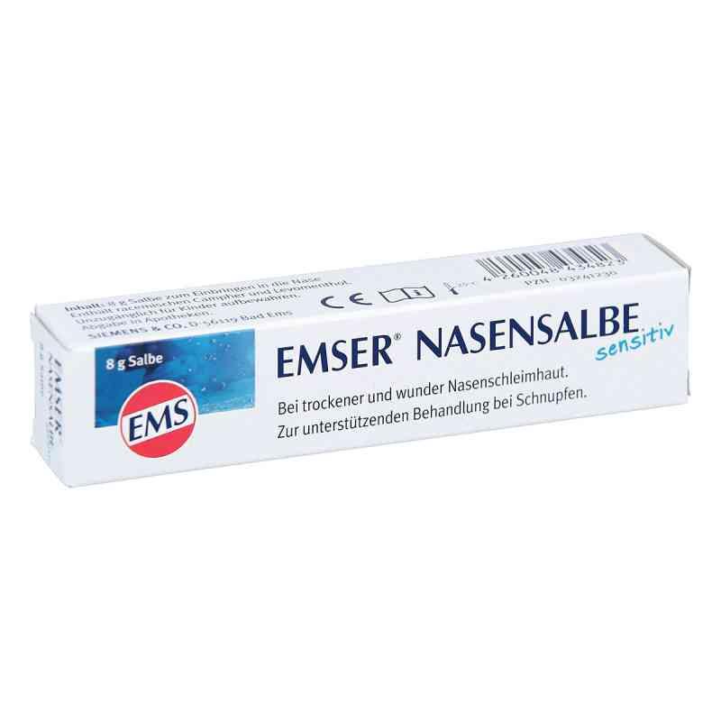 Emser Nasensalbe Sensitiv  bei apolux.de bestellen