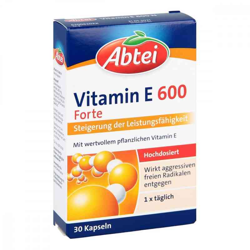 Abtei Vitamin E 600 N Kapseln  bei apolux.de bestellen