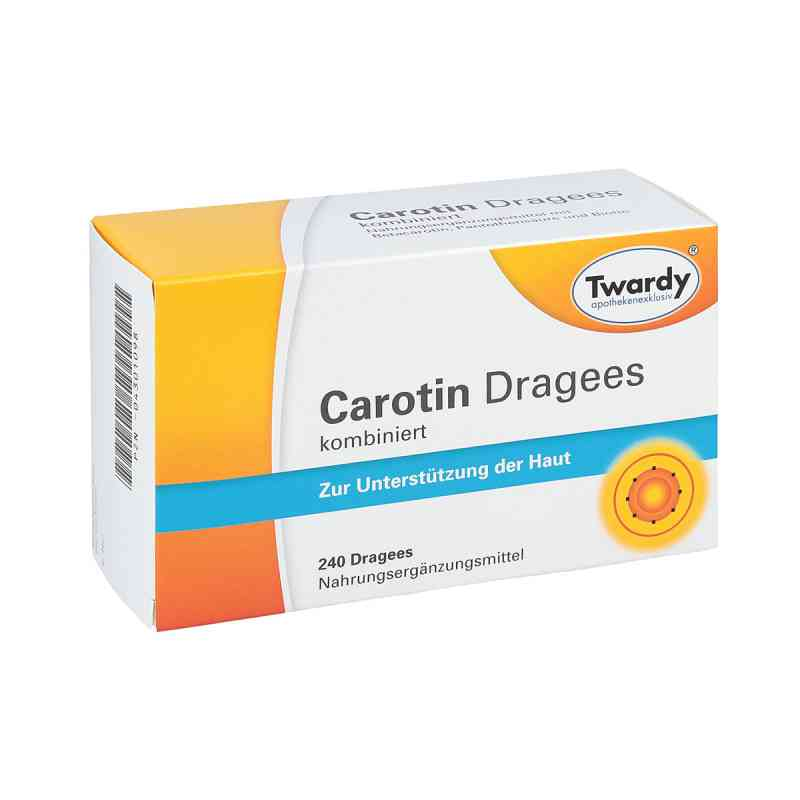 Carotin Dragees kombiniert  bei apolux.de bestellen
