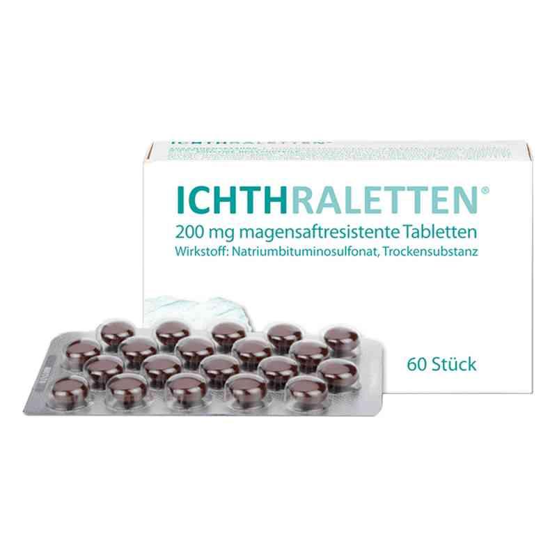 Ichthraletten magensaftresistente Tabletten  bei apolux.de bestellen