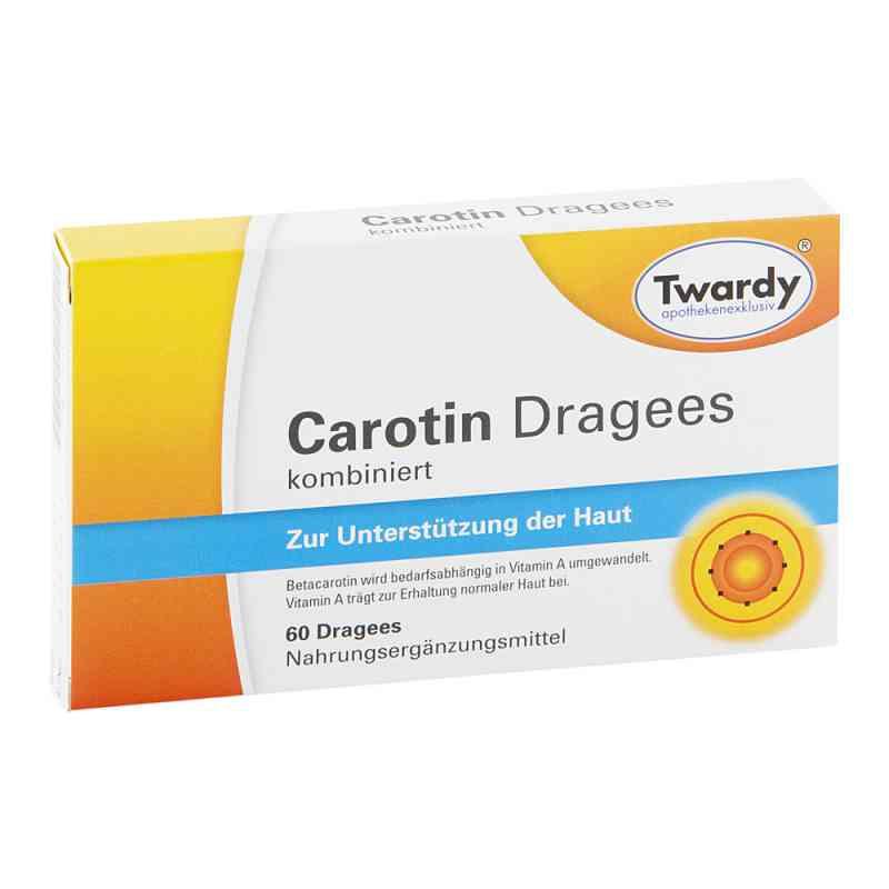 Carotin Dragees  bei apolux.de bestellen