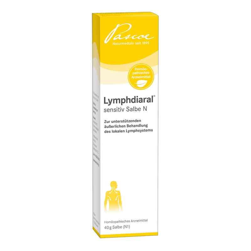 Lymphdiaral Sensitiv Salbe N  bei apolux.de bestellen
