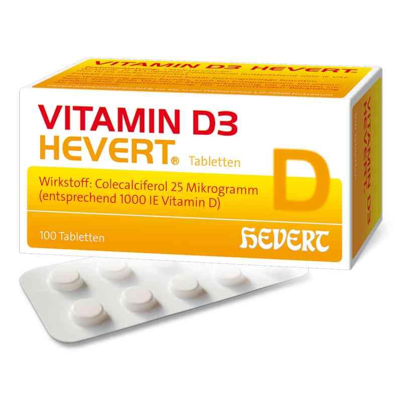 Vitamin D3 Hevert Tabletten  bei apolux.de bestellen