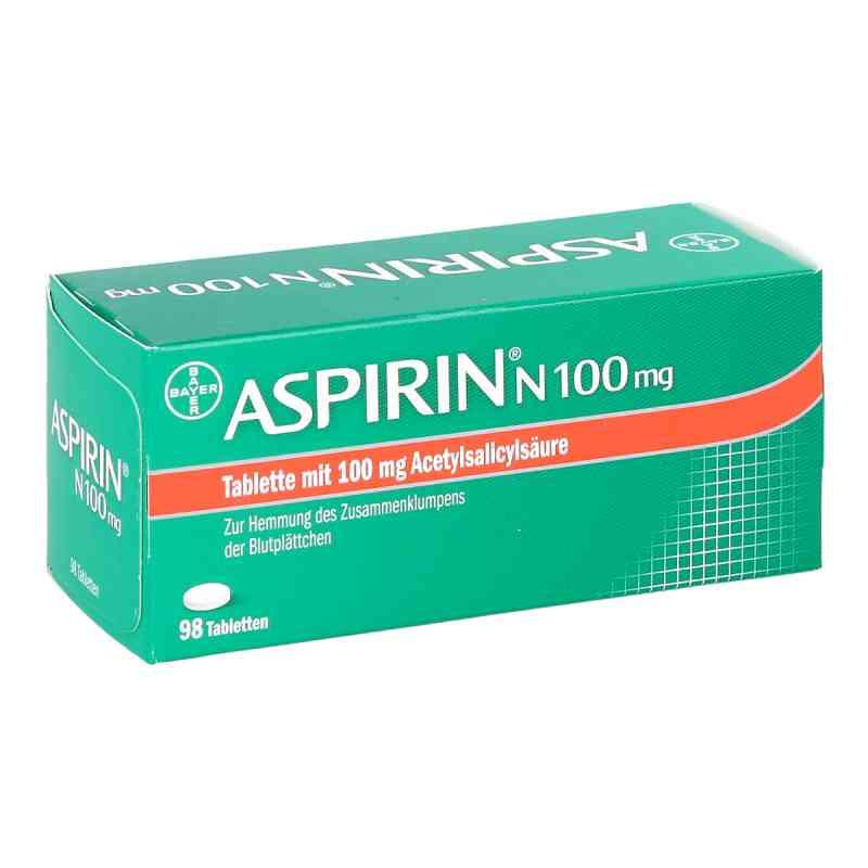 Aspirin N 100mg  bei apolux.de bestellen