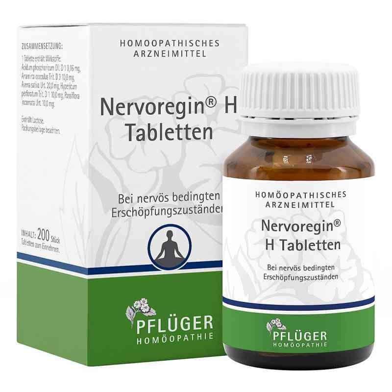 Nervoregin H Tabletten bei apolux.de bestellen