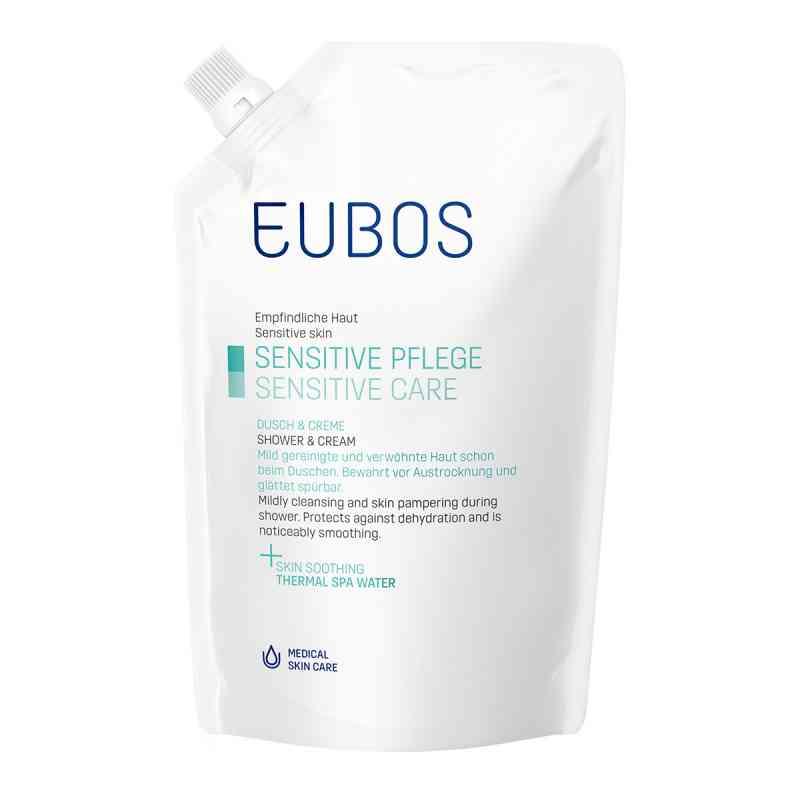 Eubos Sensitive Dusch & Creme Nachfüllbtl.  bei apolux.de bestellen