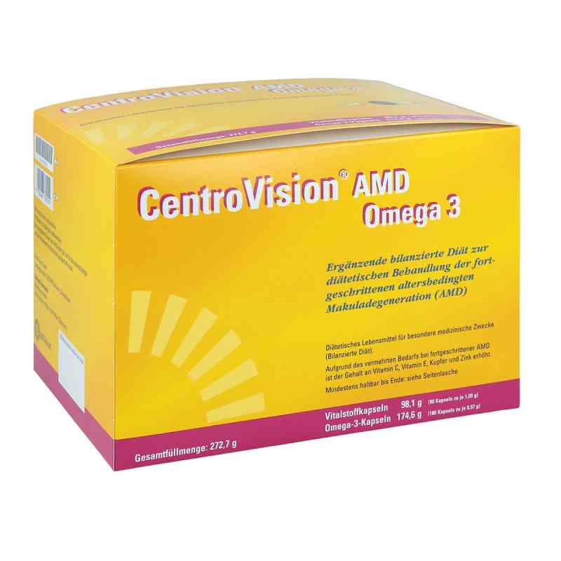 Centrovision Amd Omega 3 Kapseln  bei apolux.de bestellen