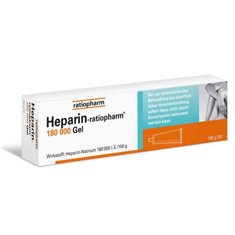 Heparin-ratiopharm 180000 bei apolux.de bestellen
